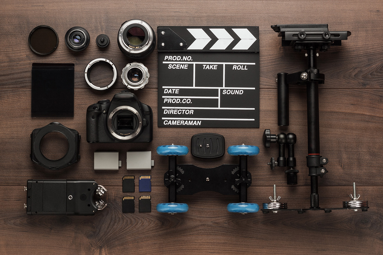 Health and Safety Video Production Equipment