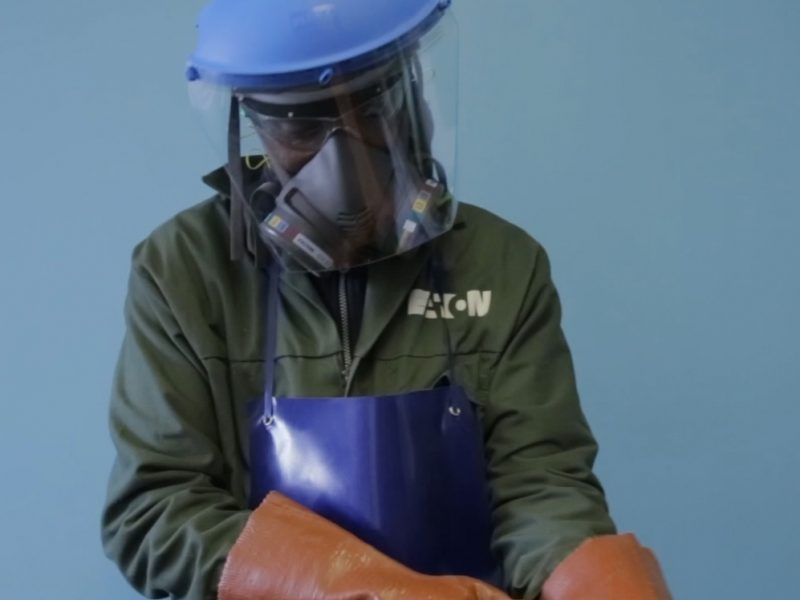 Health and Safety Video Employee Induction and Video Production, Eaton Africa South Africa