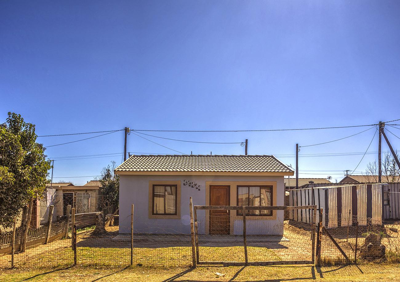 Architecture Photography, TEMI - Etwatwa RDP Housing