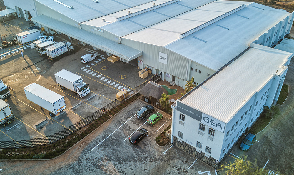 Aerial and Drone Photography - Industrial Facility