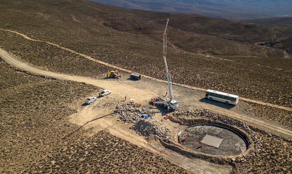 Aerial and Drone Photography - Western Cape Windfarm