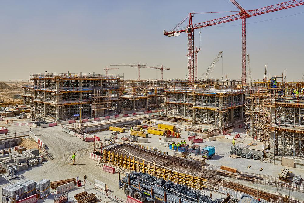 Construction Photography - Dubai 2020 Expo