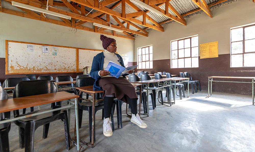 Documentary Photography - Eswatini Rural School