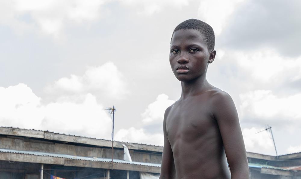 Documentary Photography - Informal Fish Processor Nigeria