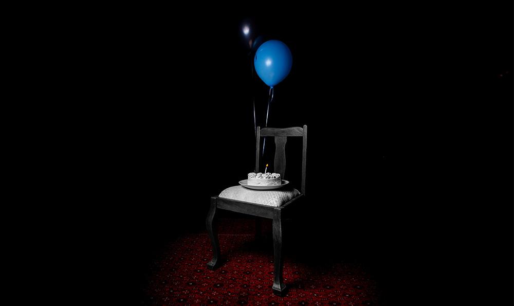 Fine Art Photography - Abstract Still Life Birthday