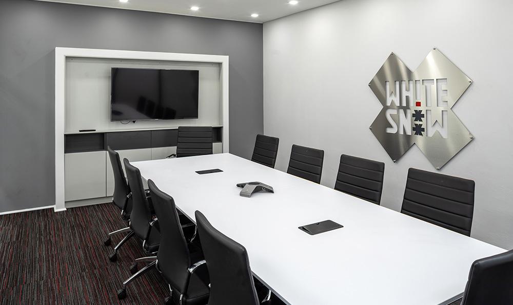 Interior Architecture Photography - Vape Manufacturer