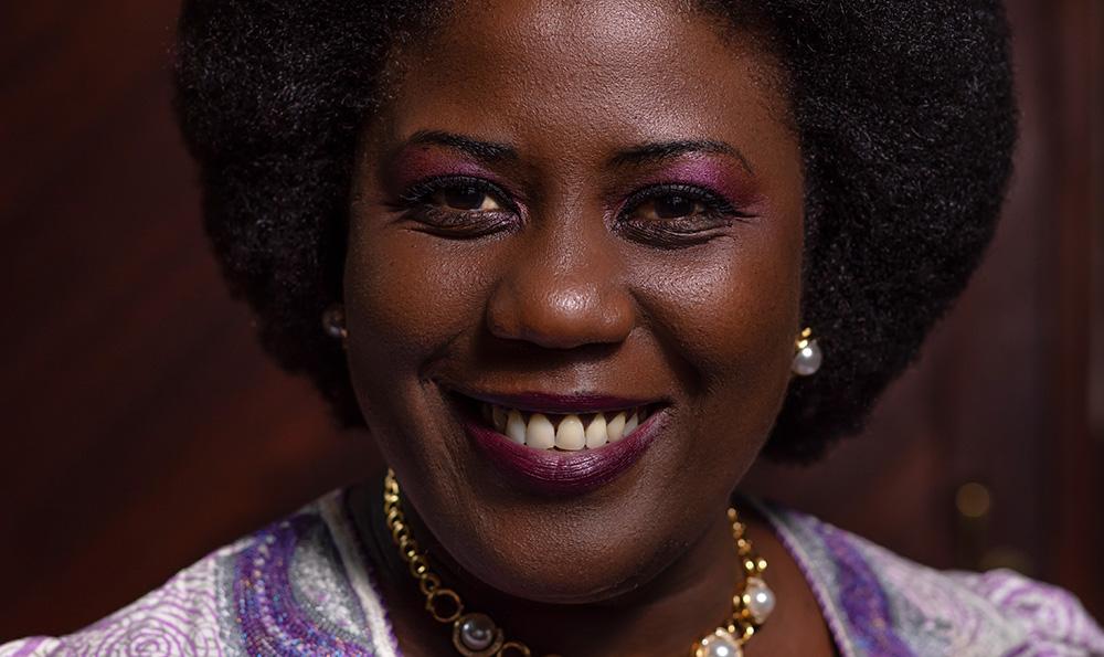 Portrait Photography - African Author