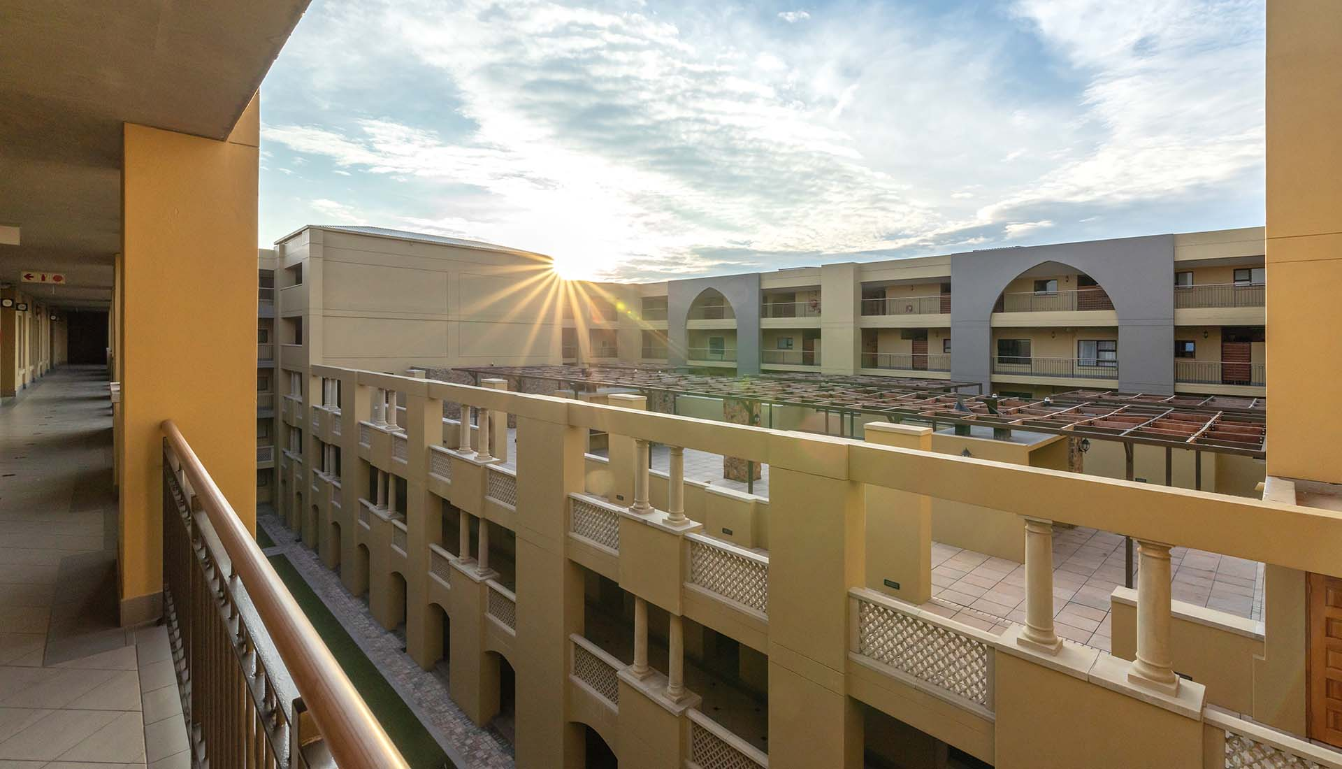Architecture Photography, Al Qasr Sandton