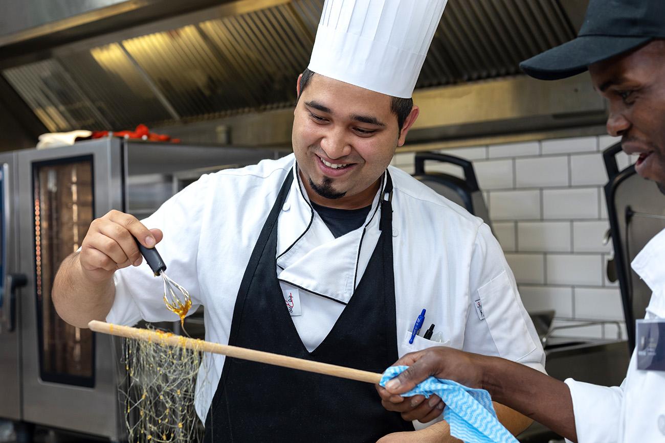 Portrait Photography, Adamjee group chef