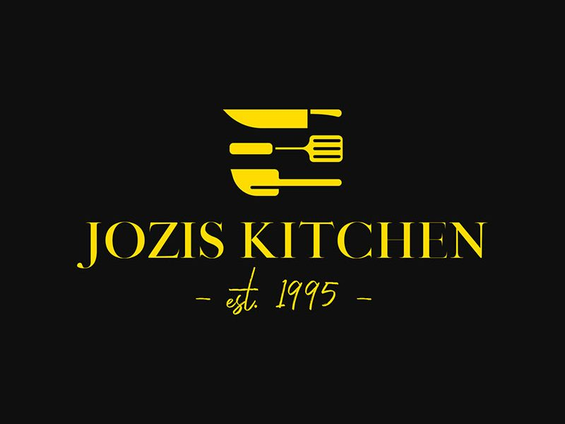 Graphic Design Logo, Jozi's Kitchen