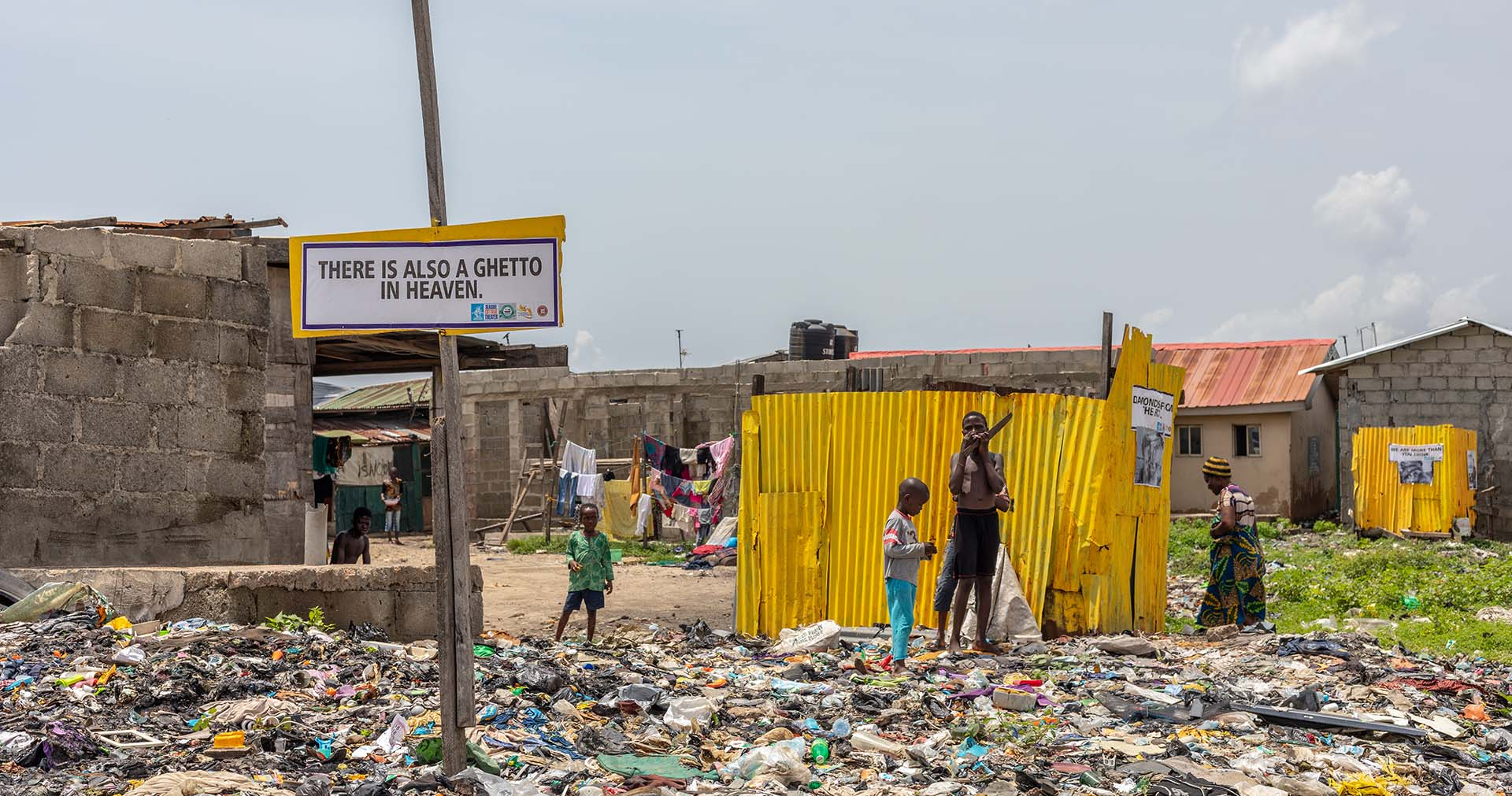 Documentary Photography and Video Production, NEPAD Nigeria