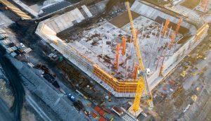 Construction Photography, MOGS Construction site.