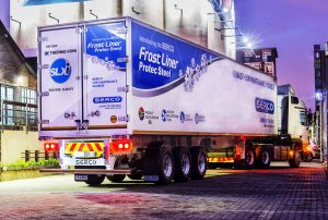 Product and Marketing Photography, Serco frost liner