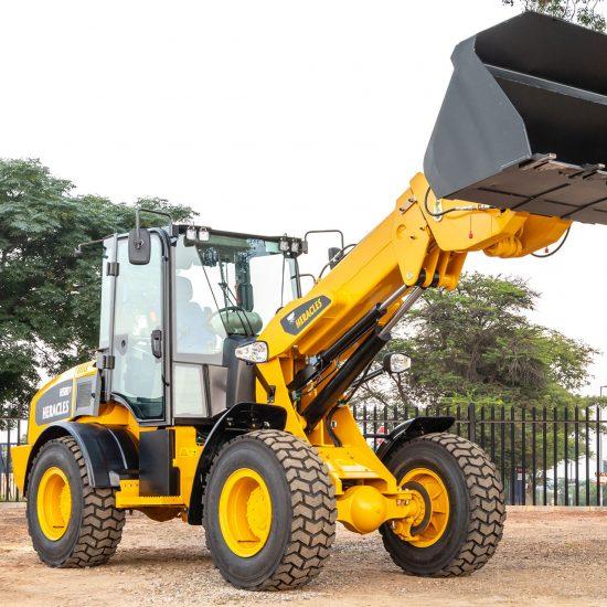WAHA Equipment heavy machinery